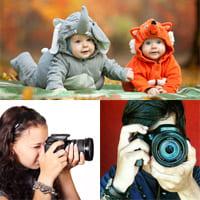 Как сфотографировать своего малыша?
